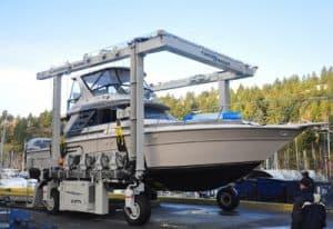 25 Ton Capacity Boat Hoist