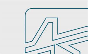 Fulcrum Logo Design Outline