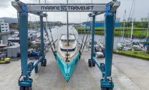150 Metric Ton Marine Travelift