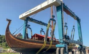 Commercial Boat Lift for 300 Tons