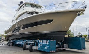 Big Yacht Storage Trailer
