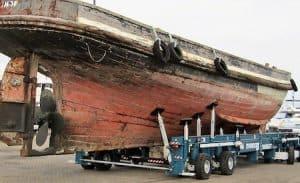 Industrial WorkBoat Transporter