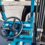Marine Forklift Control Panel
