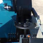 360 view of marine travelift operator cab
