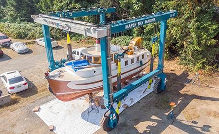 25-100 ton hoist